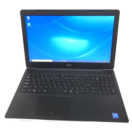 1円 DELL inspiron 3580 ノートパソコン PC Celeron 4205U 1.80GHz 4GB HDD 1TB