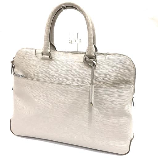 1円 aniary ハンドバッグ ビジネスバッグ グレー メンズ 鞄 かばん アニアリ