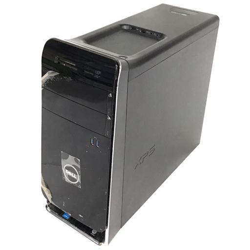 1円 DELL XPS 8700 Series D14M001 デスクトップPC Core i7-4790 3.60GHz 16GB 1TB HDD OS無し 通電確認済み デル