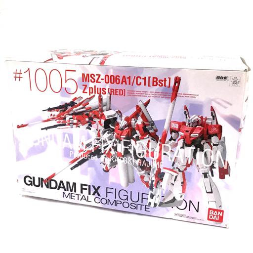 バンダイ MSZ-006A1/C1 Bst  Zプラス レッド ガンダム・センチネル GUNDAM FIX FIGURATION METAL COMPOSITE #1005
