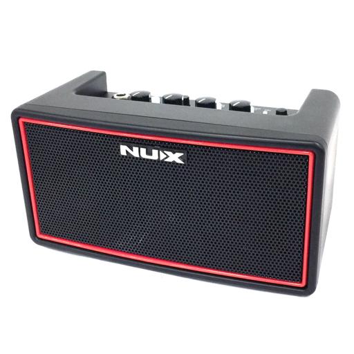 美品 NUX Mighty Air ワイヤレスギターアンプ コンパクトアンプ Bluetooth対応