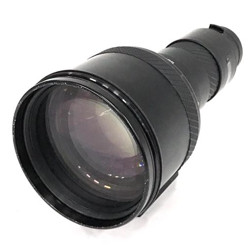 1円 SIGMA APO 500mm F4.5 オートフォーカス カメラ レンズ 付属品あり シグマ