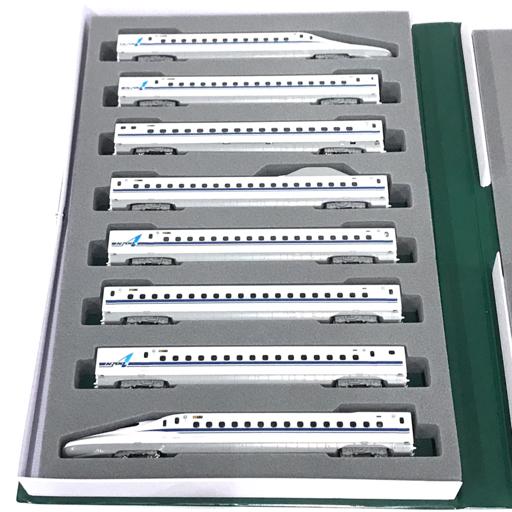 KATO N700A 新幹線 のぞみ 8両 セット Nゲージ 鉄道模型 カトー