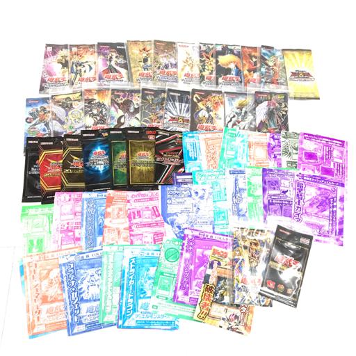 新品同様 コナミ 遊戯王 デュエルモンスターズ PREMIUMPACK4 ANNIVERSARYPACK 含 カード 付録カード 大量 セット