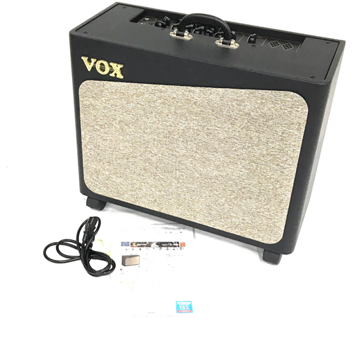 VOX AV60 AVシリーズ ギターアンプ キャビネット構造 オーディオ機器 動作確認済み ボックス