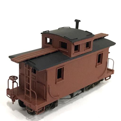 RIO GRANDE SOUTHERN SHORT CABOOSE HOn3 HOゲージ 外国車輌 鉄道模型