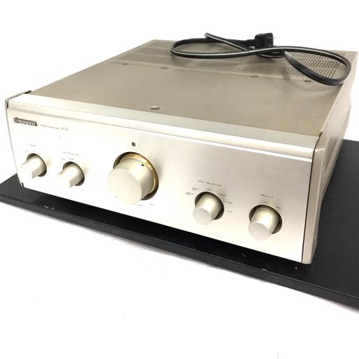 Pioneer A-05 プリメインアンプ パイオニア 通電確認済み オーディオ機器