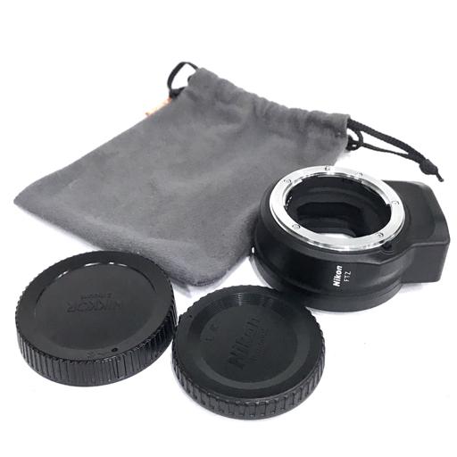 Nikon FTZ マウントアダプター ニコン Zマウント Fマウント 動作確認済