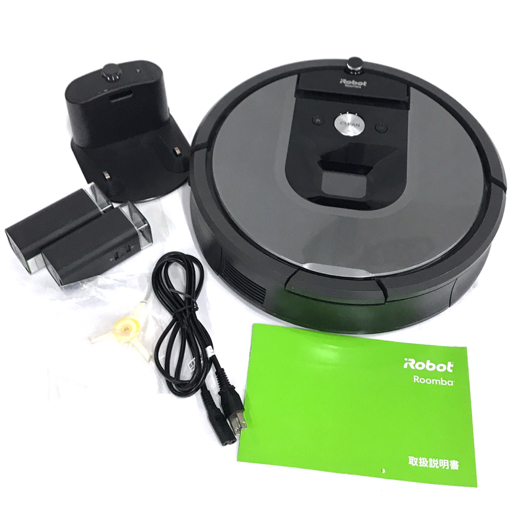 iRobot Roomba 960 ロボット掃除機 掃除機 アイロボット ルンバ  動作確認済