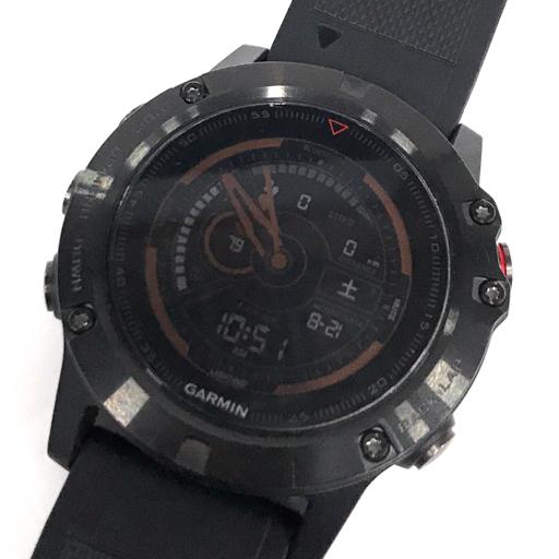 1円 GARMIN FENIX 5X Sapphire フェニックス5x サファイア マルチスポーツ GPSウォッチ ガーミン