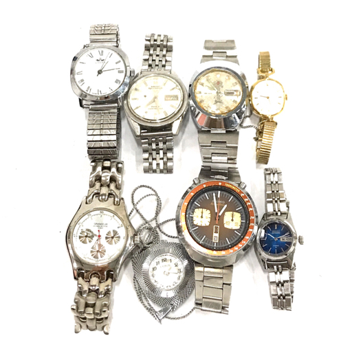 SEIKO 自動巻き 517807 クォーツ 890533 他 BRITIX URBAN 等 メンズ レディース ペンダント型含む 腕時計 まとめ