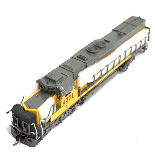 Overland Models UP SD40T-2 #4371 米国型 UP ディーゼル機関車 Nゲージ 鉄道模型 外国車輌